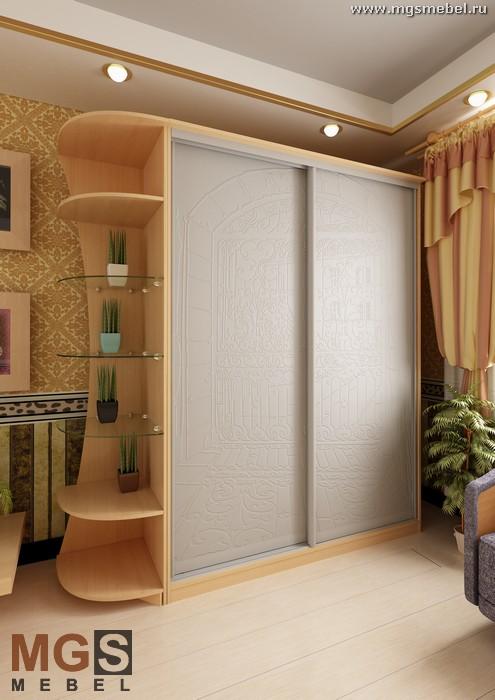 Шкафы купе в саранске фото